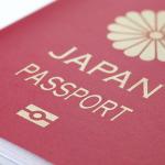 34317208 - close - up at cover of japan ordinary passport
